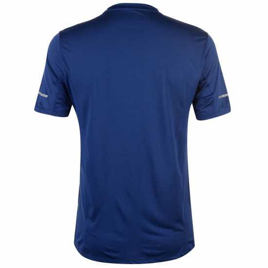 New Balance Мъжка Тениска За Бягане Graphic Running T Shirt Mens Antlantic Print Мъжки тениски и фланелки