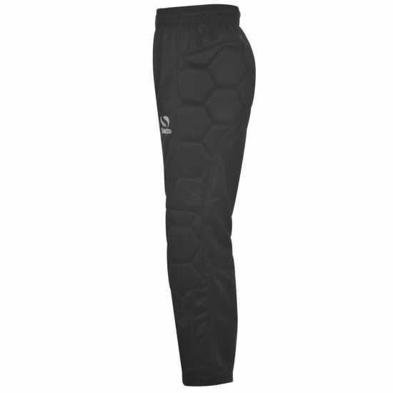 06ae59537b3 Sondico Keeper Pants Junior Boys Black Вратарски ръкавици и облекло
