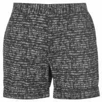 Pierre Cardin Мъжки Шорти Aztec Shorts Mens Grey Мъжки панталони чино
