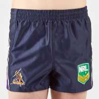 Isc Melbourne Shrts Navy Детски къси панталони