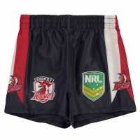 Isc Sydney Roosters Shorts Navy Детски къси панталони