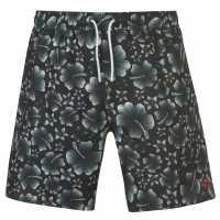 Hot Tuna Tuna Printed Sht Sn93 Black/Red Мъжки къси панталони