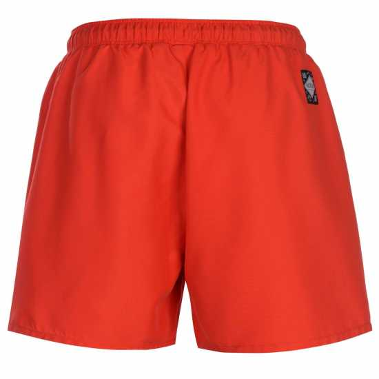 Hot Tuna Мъжки Шорти Logo Shorts Mens Red Мъжки къси панталони