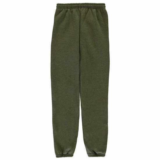 Slazenger Fleece Pant Junior Khaki Marl Детски полар