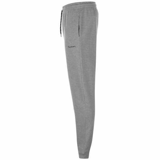 c5d89031528 Pierre Cardin Мъжко Спортно Долнище Jog Pants Mens Grey Marl Мъжки меки  спортни долнища
