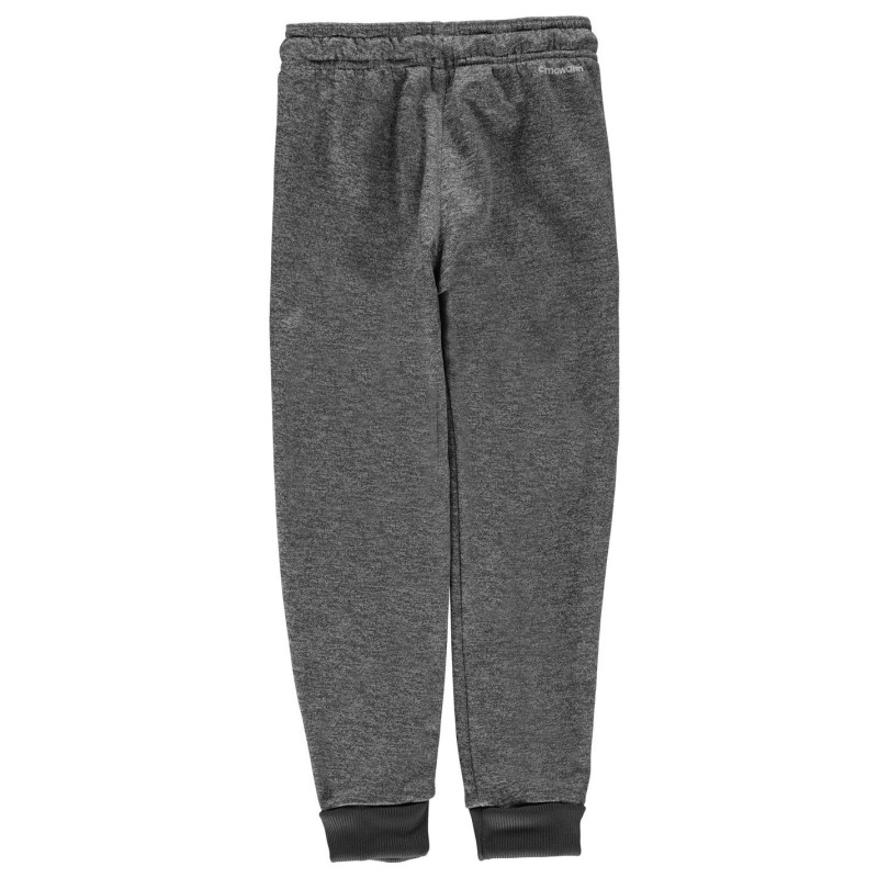 3997a91a688 Adidas Долнище Полар Момченца Prime Plus Fleece Pants Junior Boys BlackMarl Детски  полар