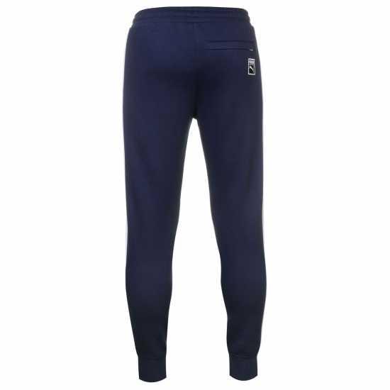 Puma Archive Track Pants Blue/White Мъжки долнища за бягане