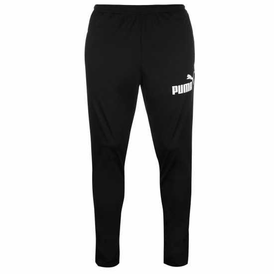 Puma Мъжко Долнище Tapered Pants Mens Black Мъжки долнища за бягане