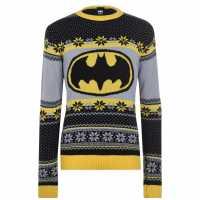 Rubber Road Batman Sweatshirt  Коледни пуловери