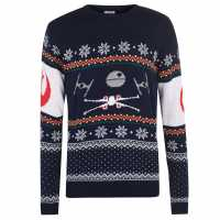 Rubber Road Road Wing Sweater  Коледни пуловери