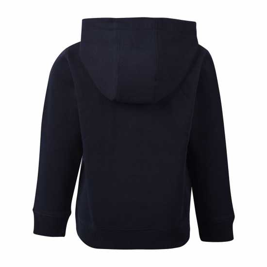 Franklin And Marshall Oth Hoodie Navy Детски суитчъри и блузи с качулки