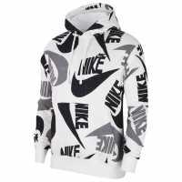 Nike Aop Sharp Hoodie Mens  Мъжки полар