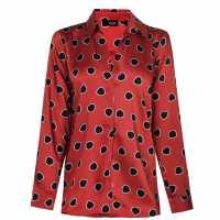 Emme Osanna Spot Blouse  Дамски ризи и тениски