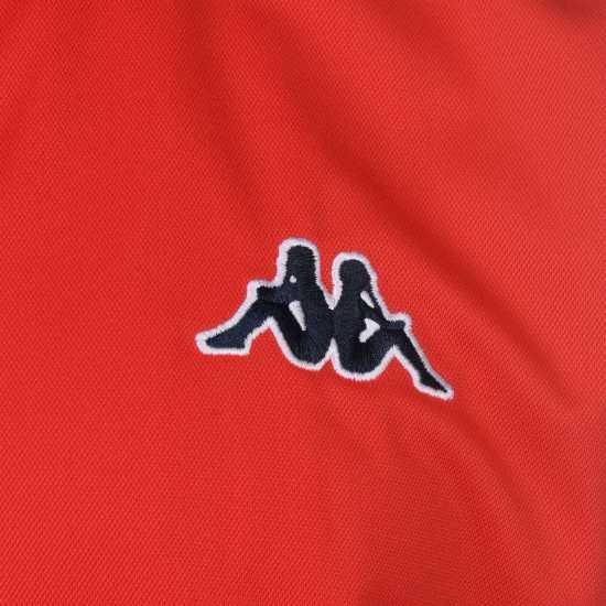 Kappa Мъжко Яке Tri Tape Jacket Mens Red
