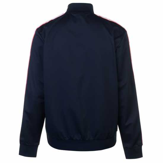 Kappa Мъжко Яке Tri Tape Jacket Mens Navy