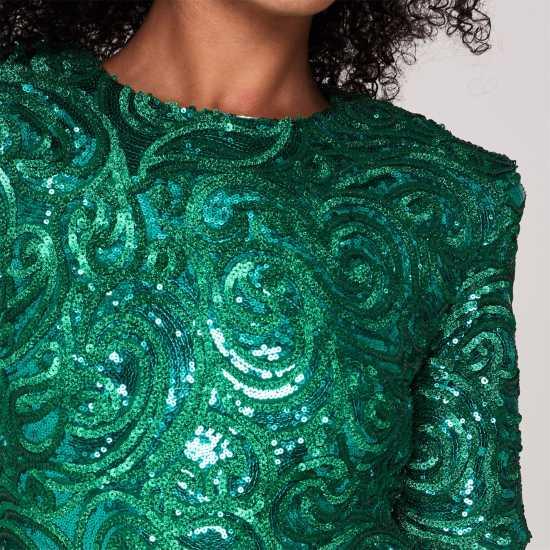 Perseverance Jumpsuit Emerald Green & Дамски дълги и къси гащеризони