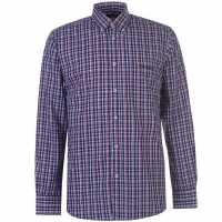 Pierre Cardin Мъжка Риза Дълъг Ръкав Long Sleeve Shirt Mens  Мъжки ризи