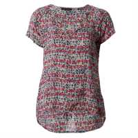 Marc O Polo Дамска Блуза Blouse Lds51 E05 Combo Дамски ризи и тениски