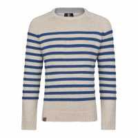 Oneill Мъжки Пуловер Original Deck Pull Over Mens White Мъжки пуловери и жилетки
