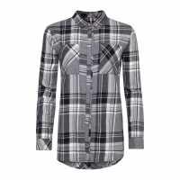 Oneill Traveller Shirt Ladies Black Дамски ризи и тениски