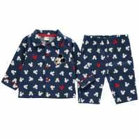 Character Woven Pyjama Set Baby Mickey Mouse Детско облекло с герои