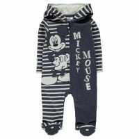 Disney Fleece Onesie Baby Mickey Детско облекло с герои