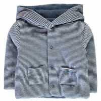 Crafted Mini Stripe Jacket Baby Blue Strp Boy Детски якета и палта