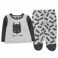 Character Pyjama Set Baby Batman Детско облекло с герои