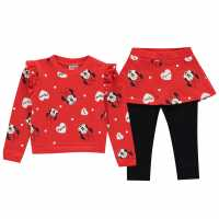 Character 2 Pack Crew Set Minnie Mouse Детски полар