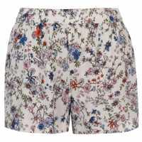 Jdy Victory Shorts Mini Flower Дамски къси панталони