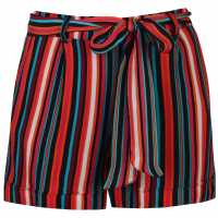 Noisy May Melissa Shorts Mandarin Stripe Дамски къси панталони