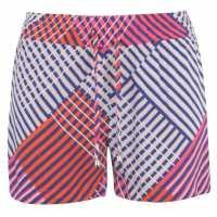 Jdy Дамски Шорти Star Shorts Ladies Multi Stripe Дамски къси панталони