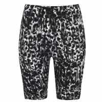 Golddigga Дамски Колоездачен Клин High Waisted Cycle Shorts Ladies  Дамски къси панталони