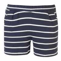 Only May Shorts Night Sky/White Дамски къси панталони
