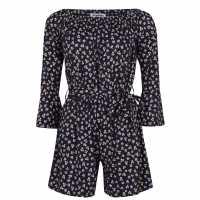 Miso Bardot Playsuit Multi Дамски къси панталони