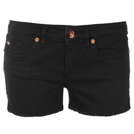 31061be7592 Oneill Дамски Шорти Island Shorts Ladies Black Дамски панталони тип Чино