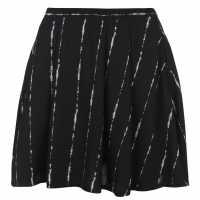 Firetrap Blackseal Stripe Skirt Black Stripe Дамски поли и рокли