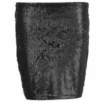 Golddigga Дамска Пола Sequin Skirt Ladies Black Дамски поли и рокли