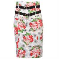 Only Amelia Aop Skirt Small Paisley Дамски поли и рокли