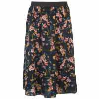 Дамска Пола Nvme Laurel Skirt Ladies Black Дамски поли и рокли