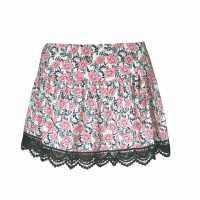 Lee Cooper Дамска Пола Floral Skirt Ladies Flora Дамски поли и рокли