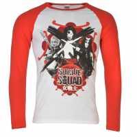 Official Мъжка Блуза Long Sleeve T Shirt Mens Cross Swords Мъжки тениски и фланелки