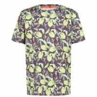 Мъжка Тениска Hot Tuna Fun T Shirt Mens Navy Floral Мъжки тениски и фланелки