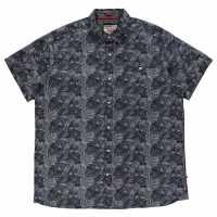 D555 Мъжка Риза Sheldon Shirt Mens Navy Мъжки ризи