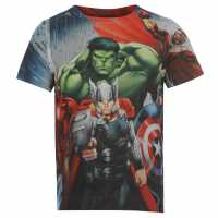 Marvel Sub Tee Juniors