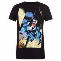 Character Мъжка Тениска Marvel T Shirt Mens Venom Мъжки тениски и фланелки