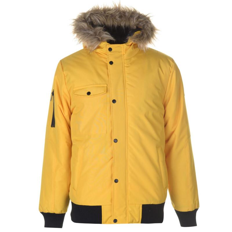 e87262df964 Lee Cooper Мъжко Яке Bright Jacket Mens Yellow Мъжки якета и палта