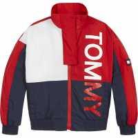 Tommy Hilfiger Bold Colour Block Jacket