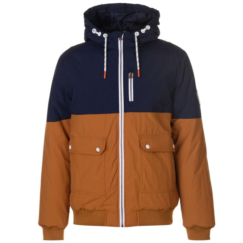 d332a4ed4ff Soulcal Мъжко Яке Chad Jacket Mens Tan/Navy Мъжки якета и палта
