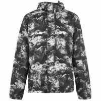 Everlast Мъжко Яке За Дъжд Rain Jacket Mens Mono AOP Мъжки якета и палта